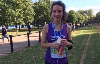 Royal Parks Half Marathon 8 October 2017