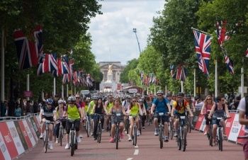 Prudential Ride London-Surrey 100 - 30 July 2017