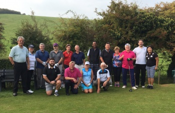 Golf Day in aid of Heads On