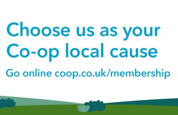 Caburn Ward chosen as Coop Membership Cause