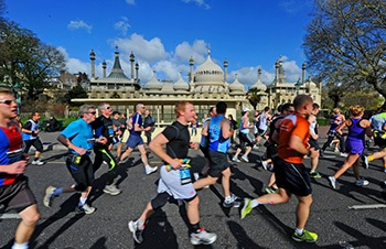 Brighton Marathon places – new year new you