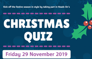 Get your thinking heads on for the Heads On East and West Sussex 2019 Christmas Quizzes