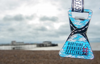 Run Worthing Half and 10k for Heads On