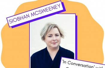 Live In Conversation with Siobhan McSweeney